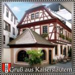 Gruß aus Kaiserslautern