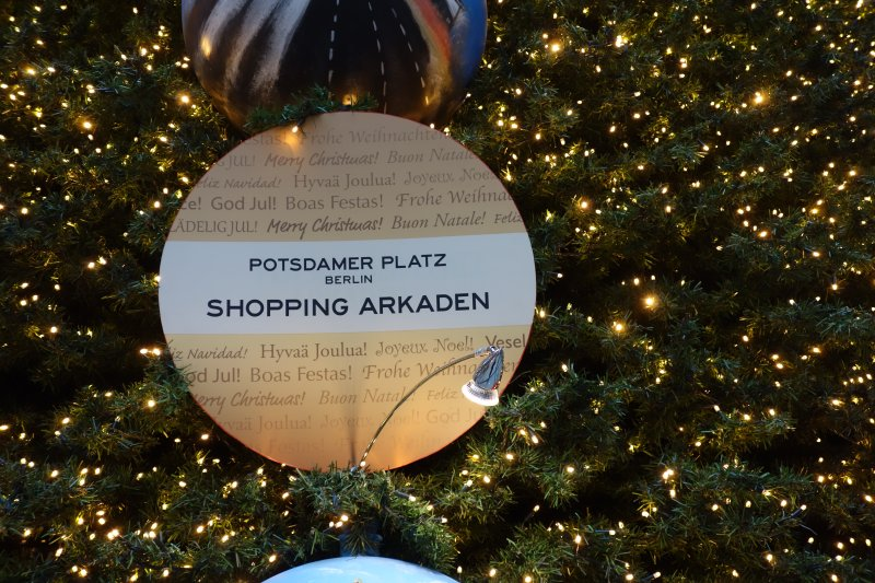 Shopping Arkarden am Potsdamer Platz