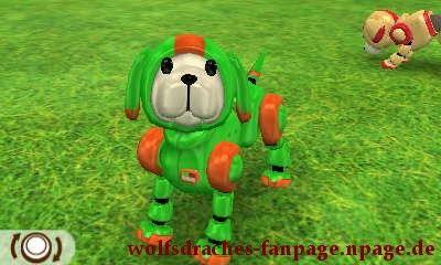 Wauboter Grün