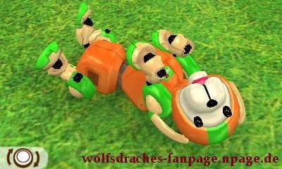 Wauboter Orange