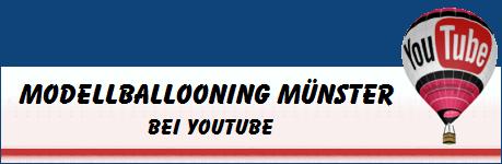 Modellballooning Münster bei YouTube