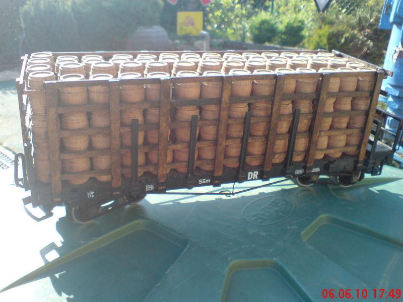 HSB Güterwagen