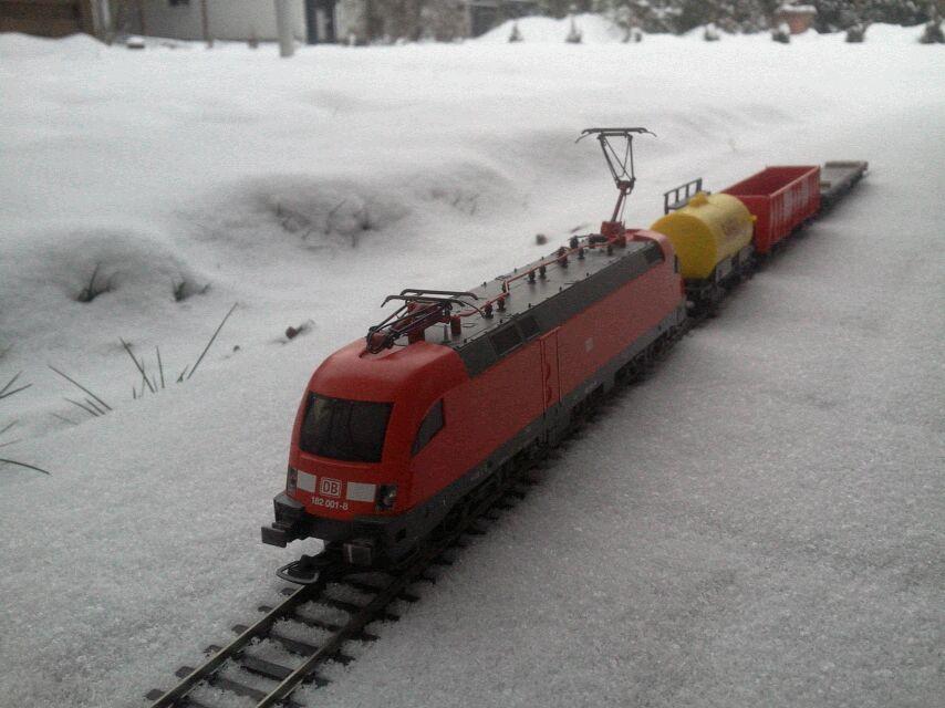 H0 im Schnee