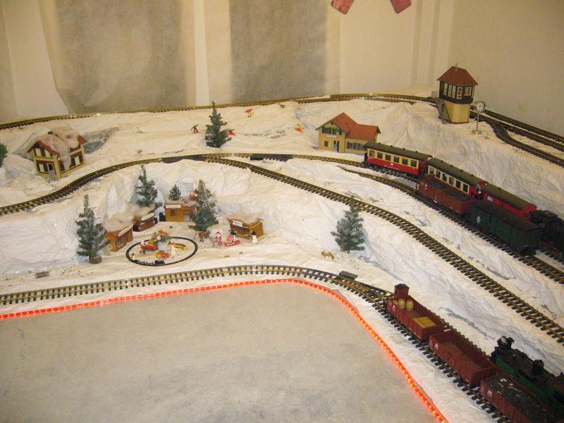 Weihnachtsausstellung Barleben 2010