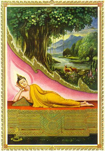 Dienstags-Buddha