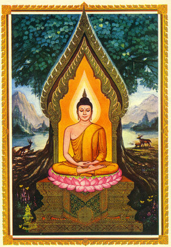 Donnerstags-Buddha
