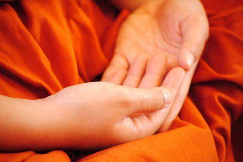 Meditation zur Schulung des Geistes