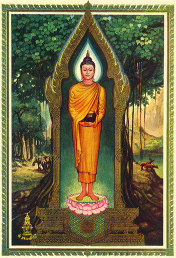 Mittwochs-Buddha Vormittag