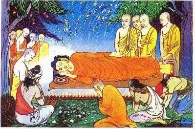 Das Maha-Parinibbana
