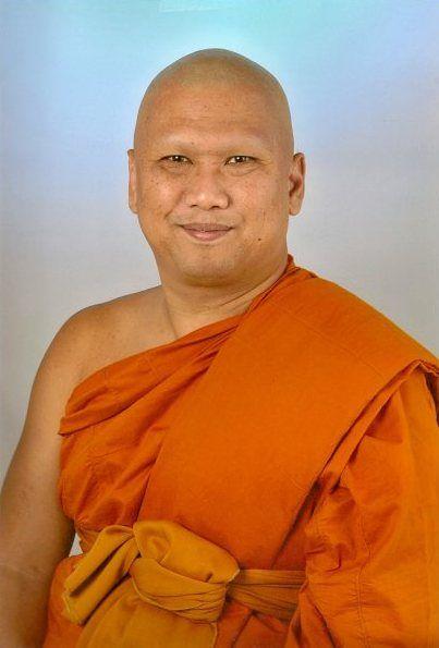 Der Abt des Wat Buddhapiyawararam