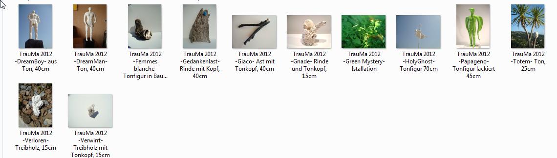 TrauMa Werkliste 3