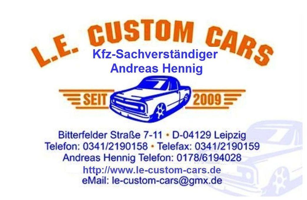 Kfz-Sachverständiger Andreas Hennig