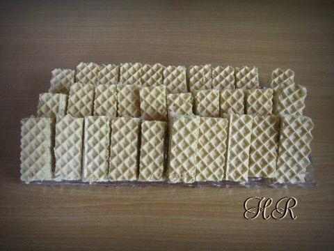 waffelkuchen mit nutella
