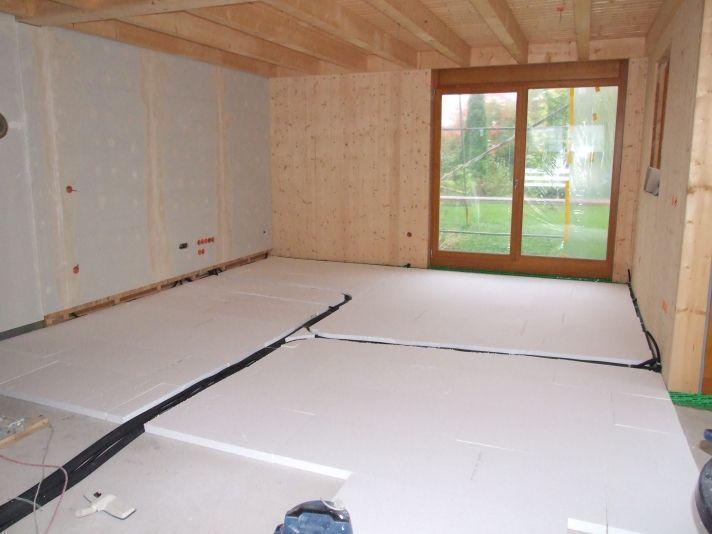wir bauen ein holz100 haus. Black Bedroom Furniture Sets. Home Design Ideas