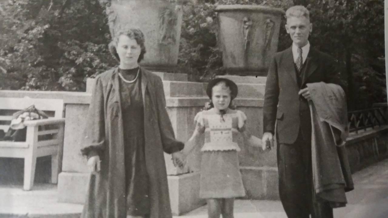 Hilde, Erwin und Edith