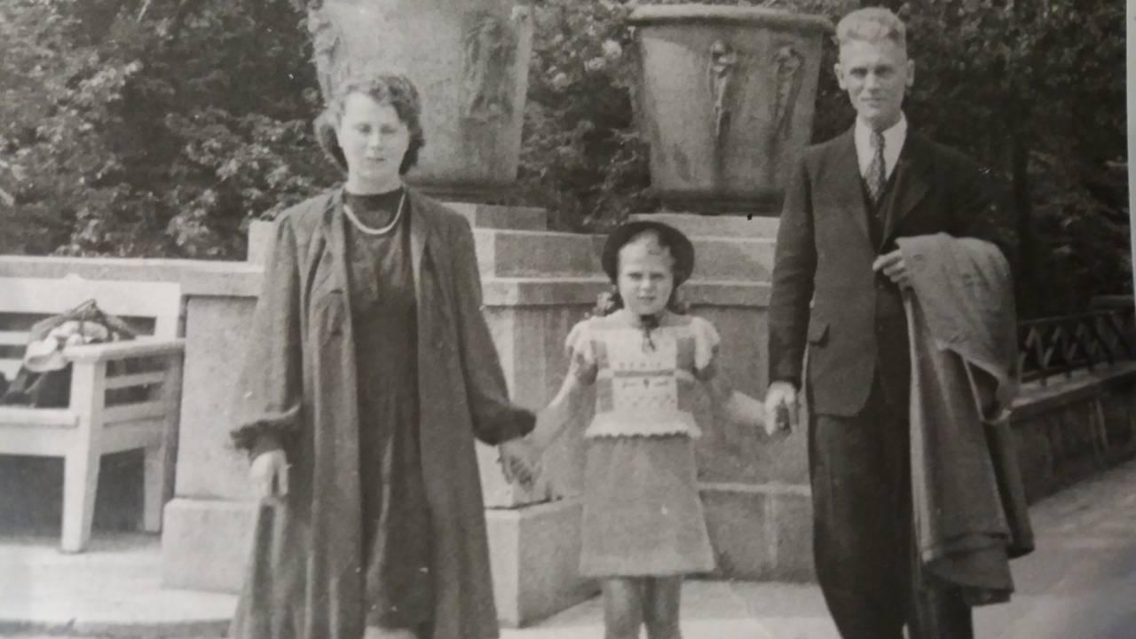 Hilde, Edith und Erwin