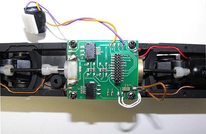m36653 - Hauptplatine