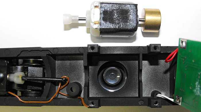 m36653 - Motor demontiert