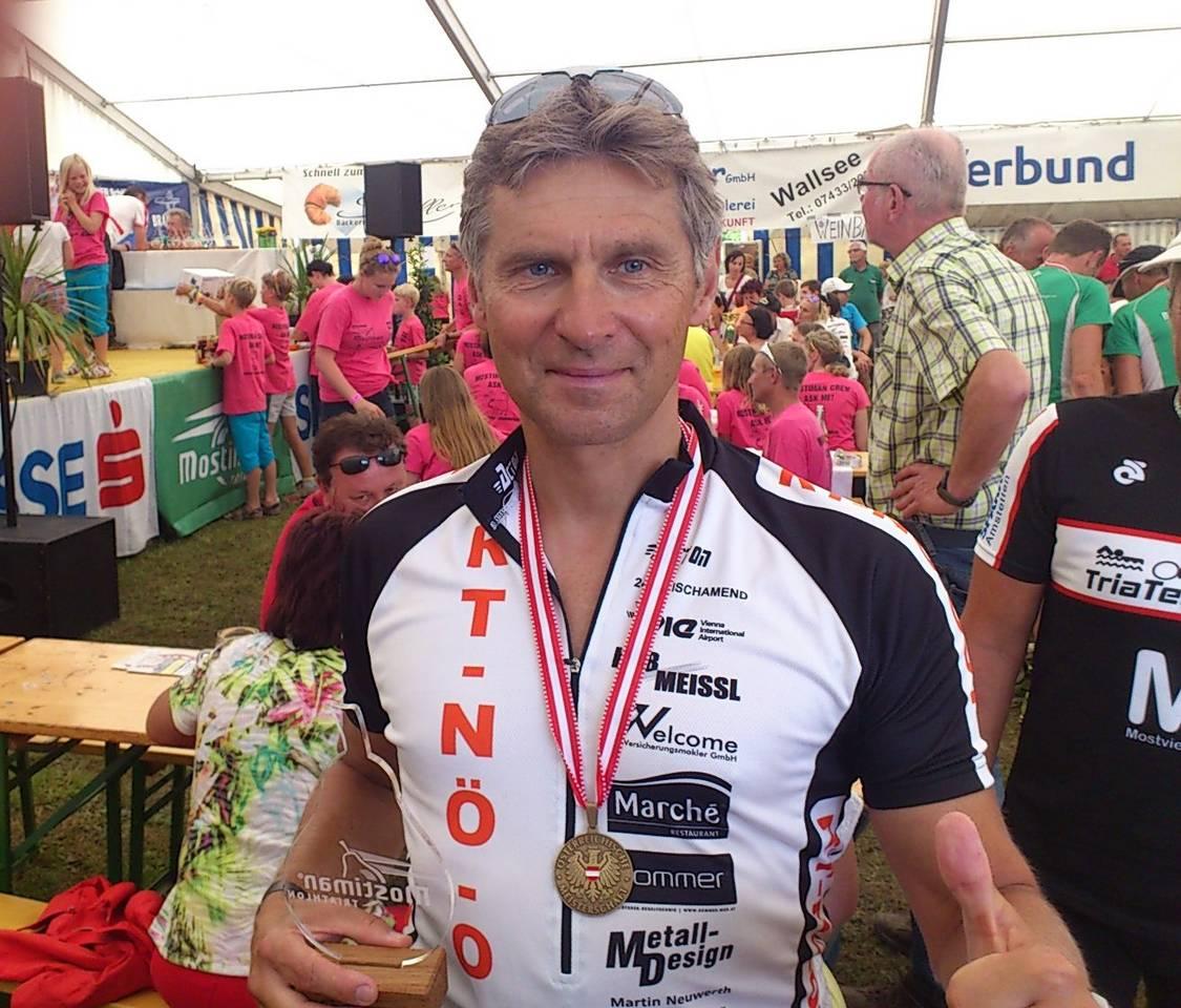 ÖMS Triathlon 2014, Bronze