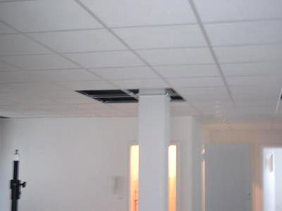 Decke Buro Dammplatten Larmschutz