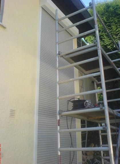 Lakal Vorbauelement Elektrisch Wärmeschutz