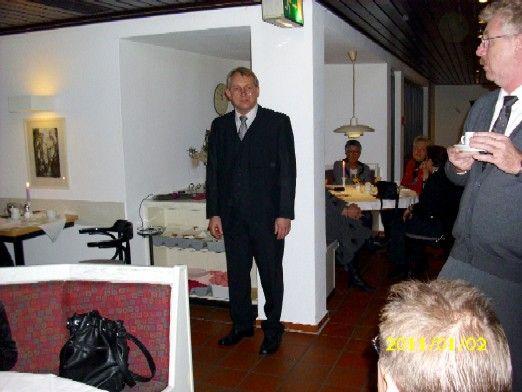 Stadtcerordneter und OV. Vorsitzender Jorst - Nord.
