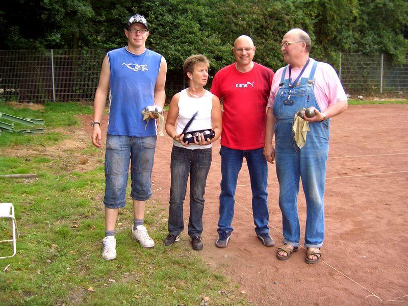 Boul - Turnier 2009