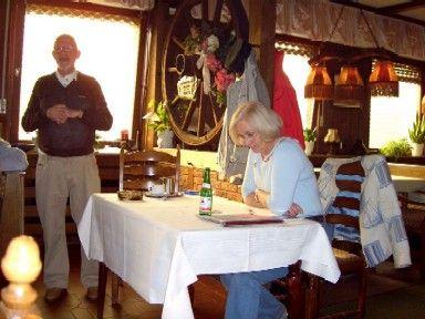 Heike Gebhard und Horst Barth