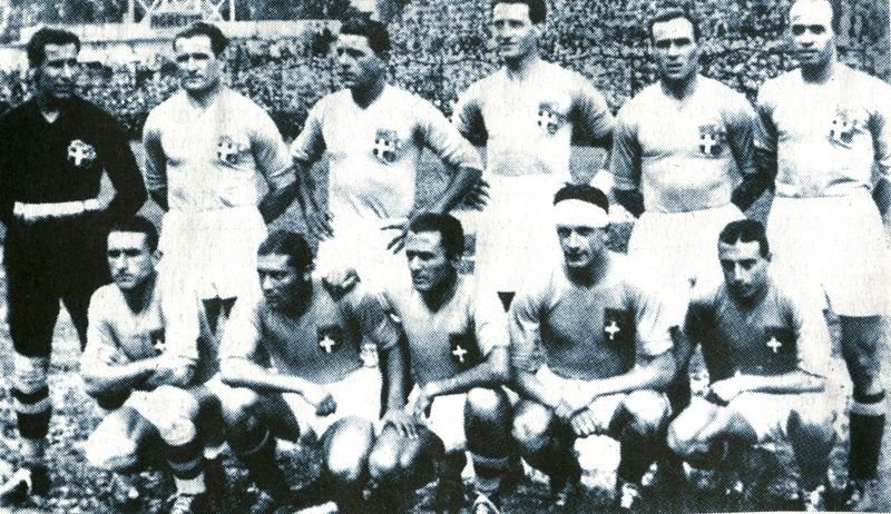 Der Weltmeister Italien