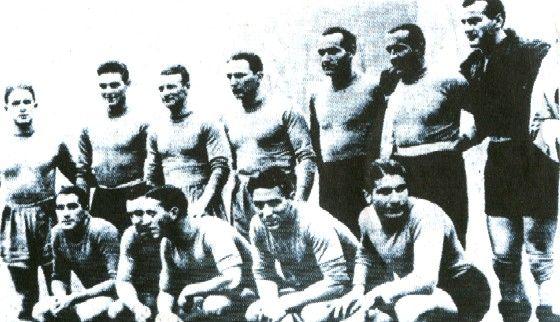 Weltmeister Italien 1934 und 1938