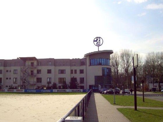 Die Schalker Geschäftsstelle