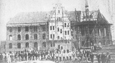 Das Hospital 1904