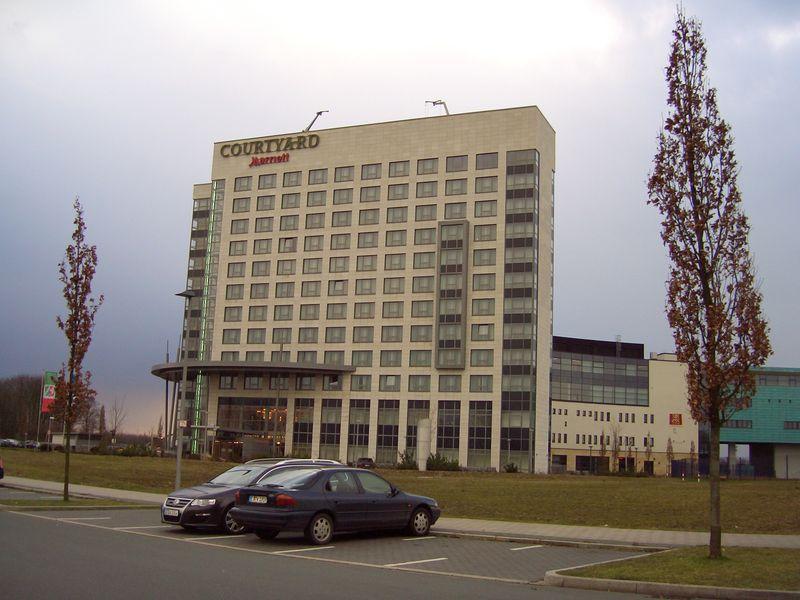 Hotel auf Schalke