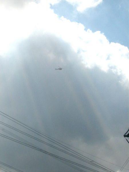 Überwachung aus der Luft