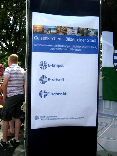 Gelsenkirchen Bilder einer Stadt