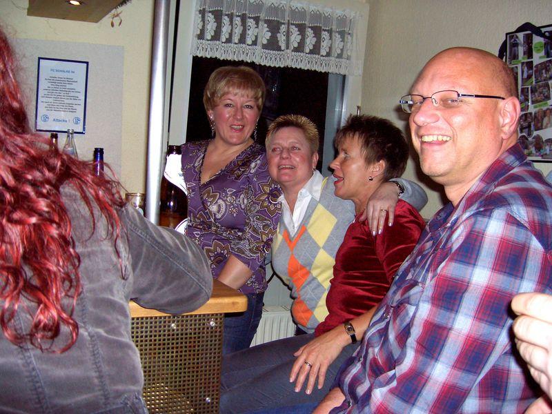 Helferfeier der 17 SPD Oldie- Nacht