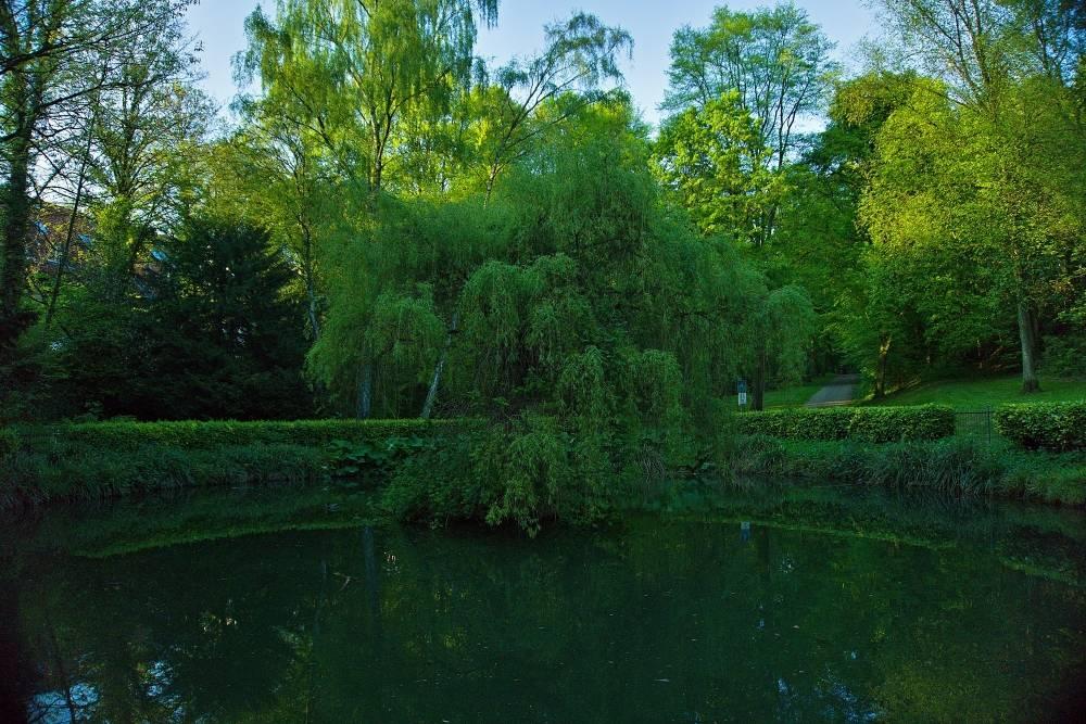 Solingen Gräfrath Park