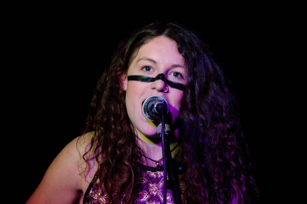 Amy Mongomery live in der Cobra Solingen