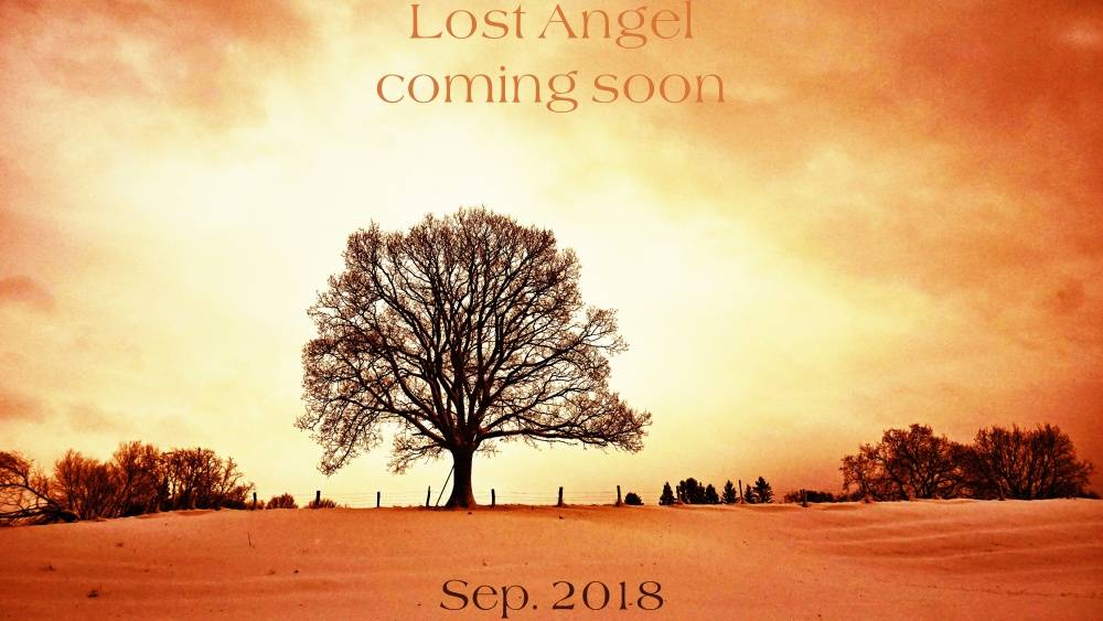 Exibition Lost Angel 2018 Sep