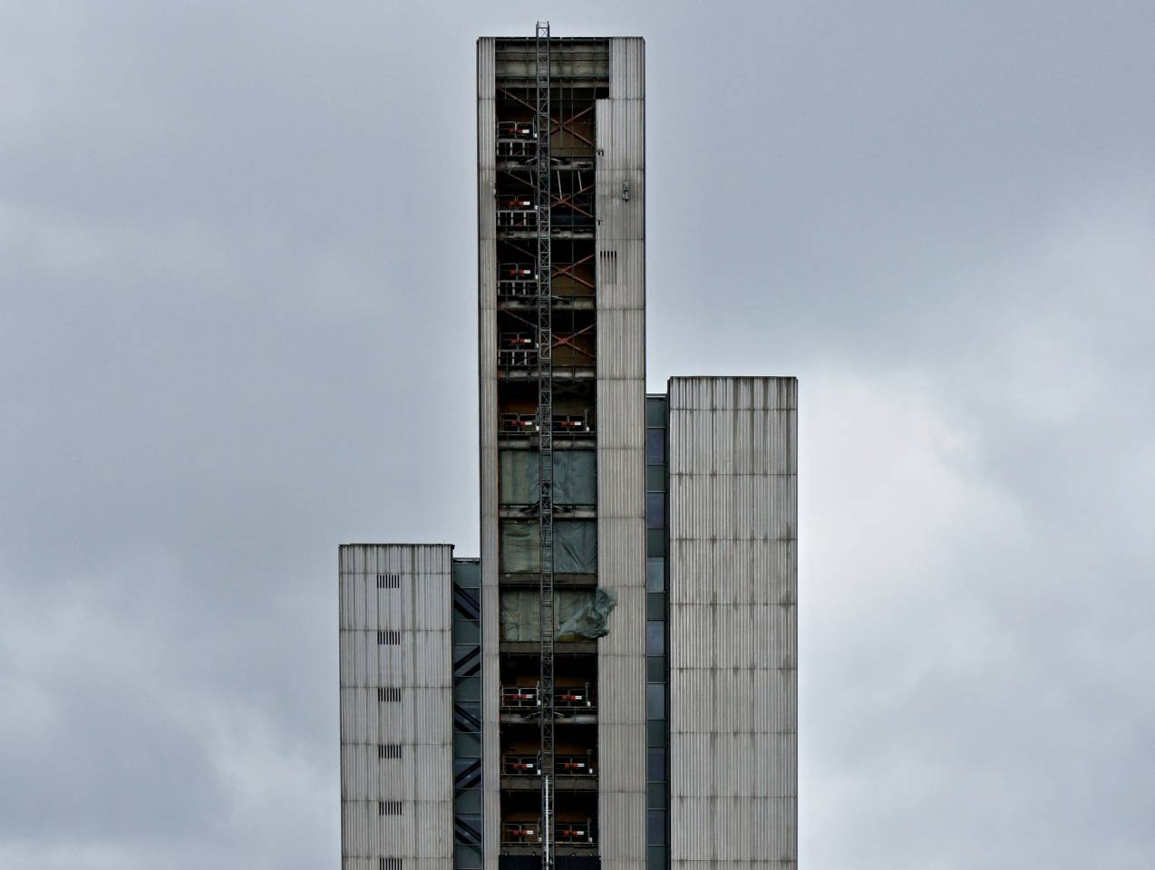 Umbau, Bürogebäude am Kö Bogen