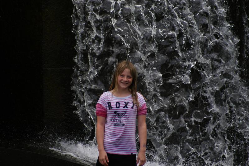 19.06.2012 Wasserfall Shooting Solingen Unterburg