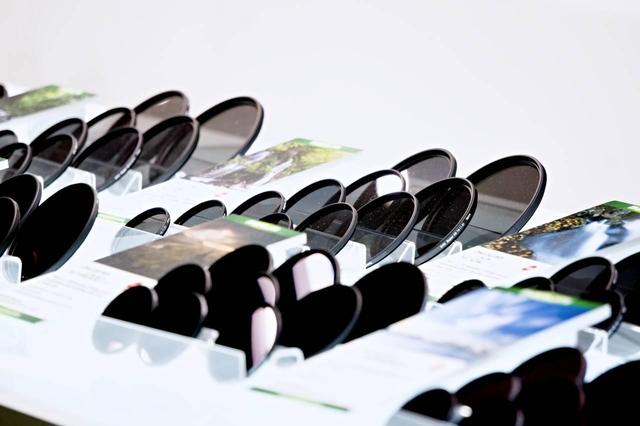 Polfilter, Filter, Objektiv, Photokina