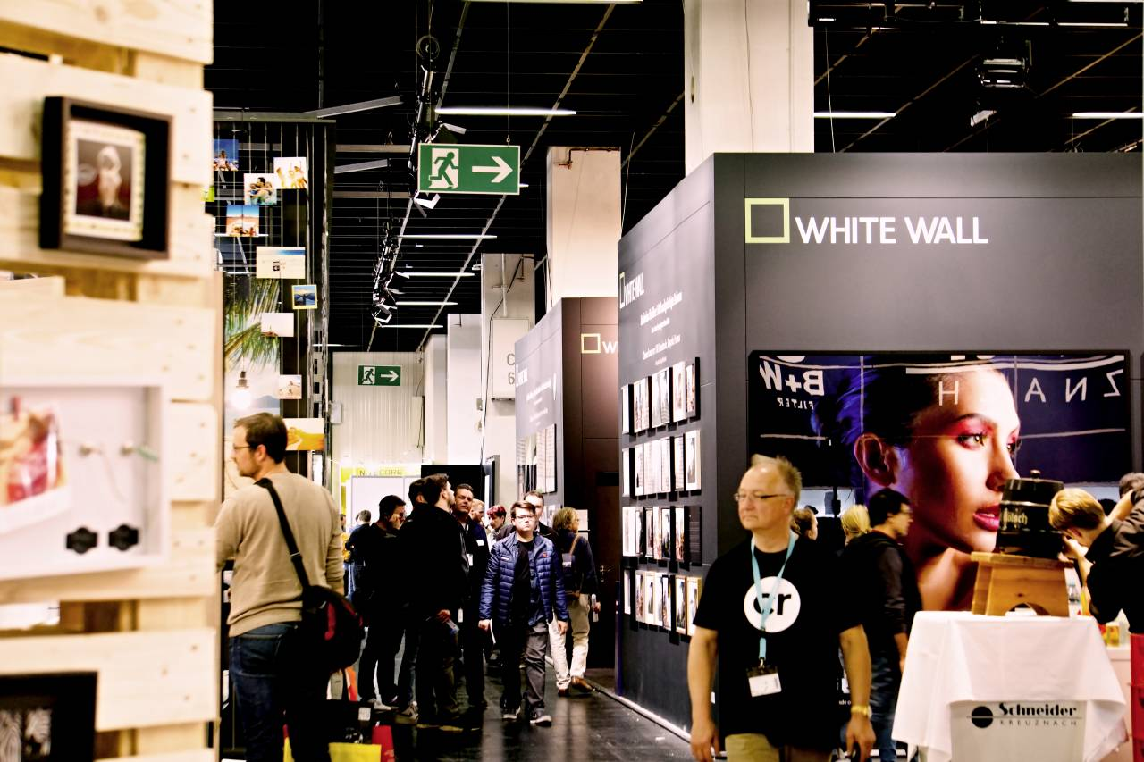 White Wall, Photokina