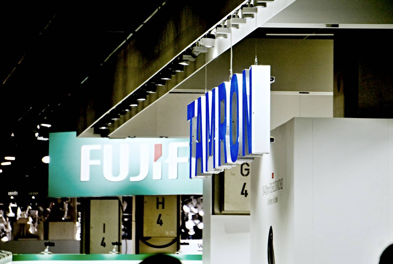 Fujifilm, Fuji, Tamron, Photokina, 2018