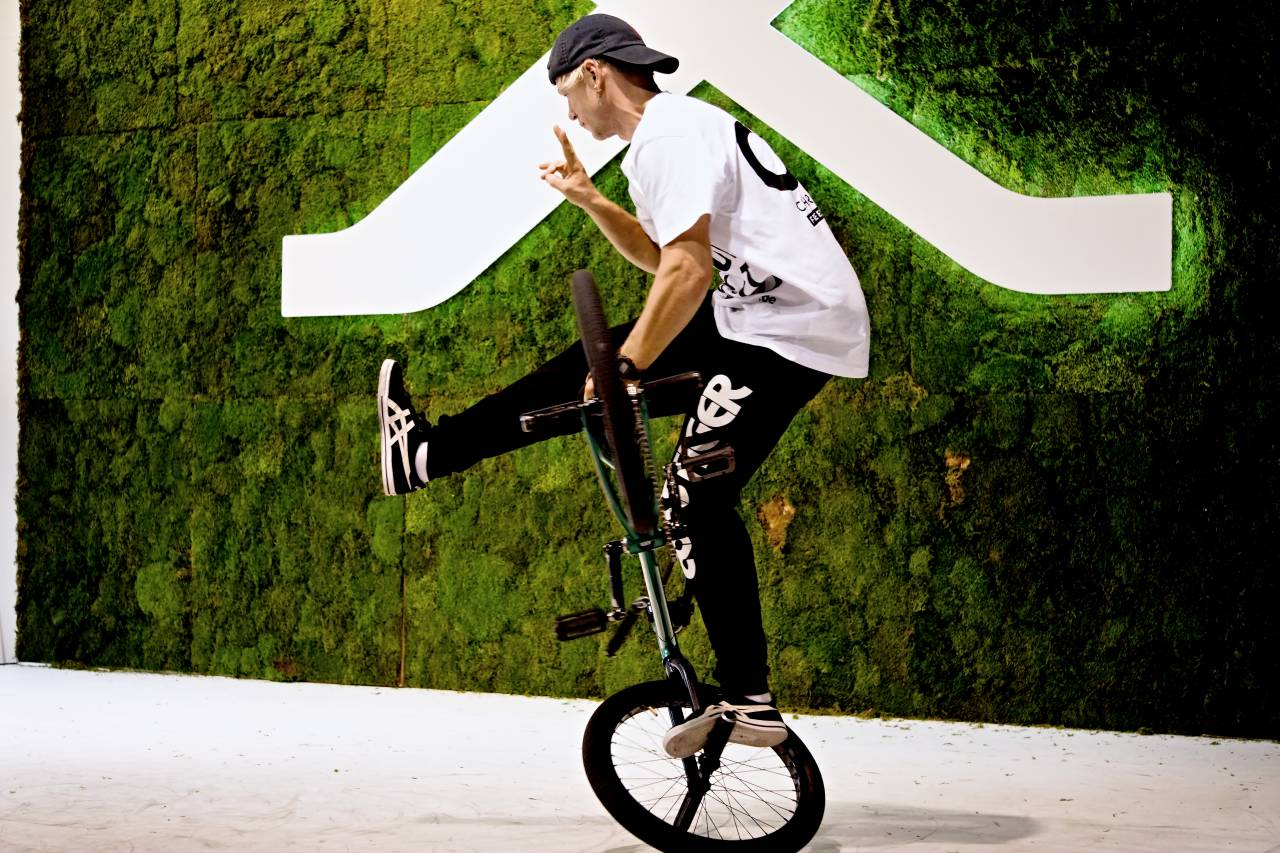 Photokina, 2018, Art, BMX