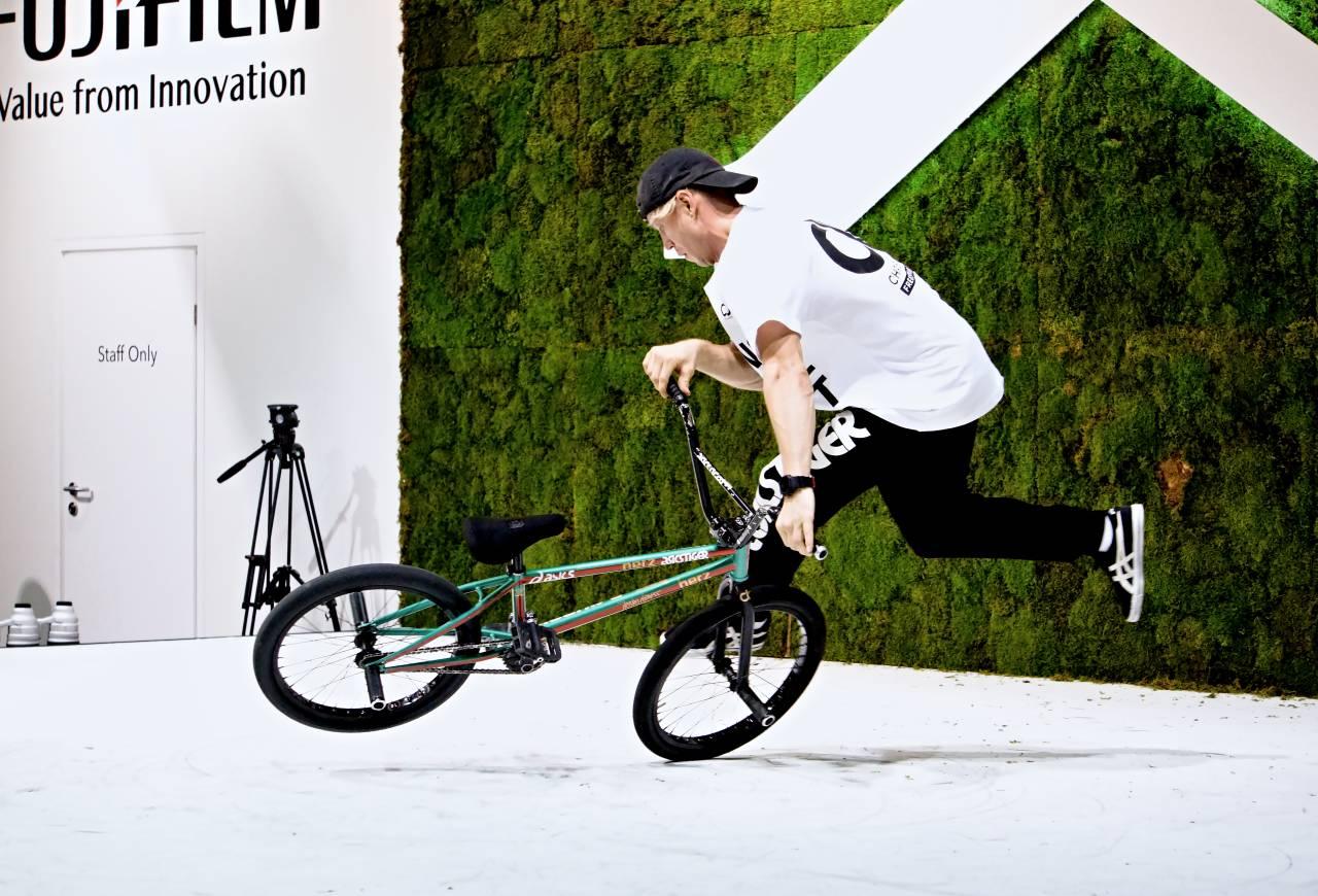Photokina, 2018, BMX