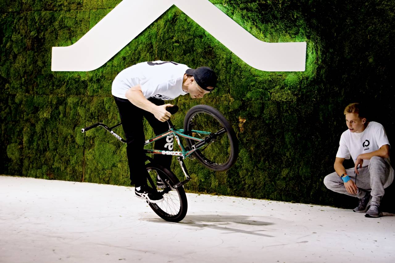 Photokina, 2018, BMX, Art