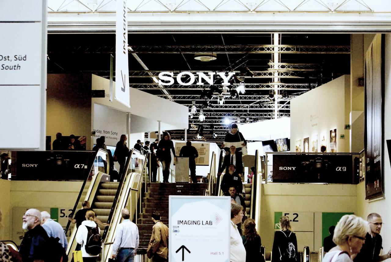 Photokina, 2018, Sony