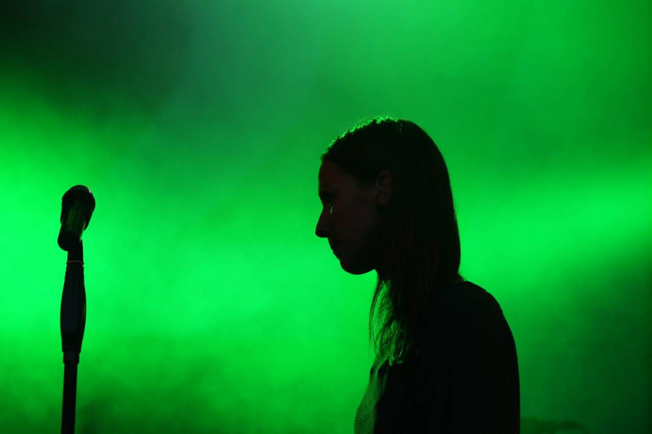 Christina Stürmer auf Konzert von WDR2