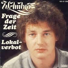 W. Ambros* - Frage Der Zeit (1981, Vinyl) | Discogs